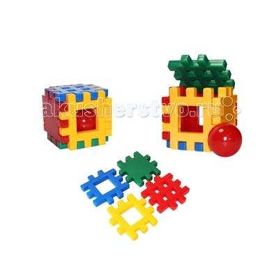 Конструкторы СВСД Куб (7 элементов)