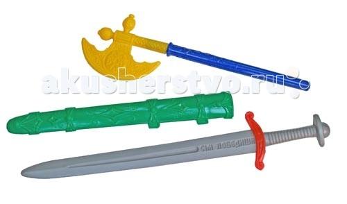 Игрушечное оружие СВСД Набор Ратник игрушки для зимы свсд набор для гольфа 3 предмета