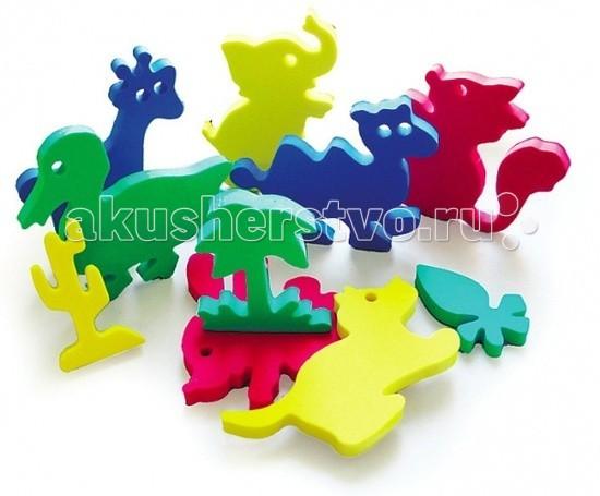 Игрушки для ванны Бомик Игрушка для купания Аква Животные детская игрушка для купания new 36 00