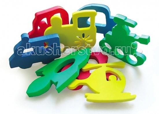 Игрушки для ванны Бомик Аква Техника