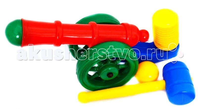 Игрушечное оружие СВСД Пушка помповая в магазинах пензы тепловую пушку