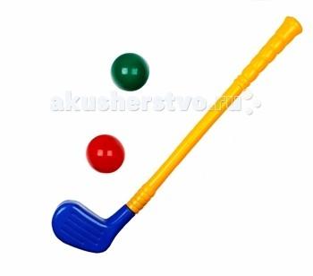 Игрушки для зимы СВСД Набор для гольфа (3 предмета) набор эм 3 предмета 16 рамо 1078087