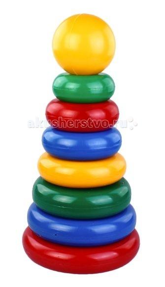 развивающие игрушки свсд пирамидка большая Развивающие игрушки СВСД Пирамидка большая