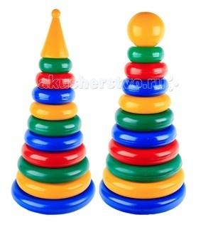 развивающие игрушки свсд пирамидка большая Развивающие игрушки СВСД Пирамидка Гигант