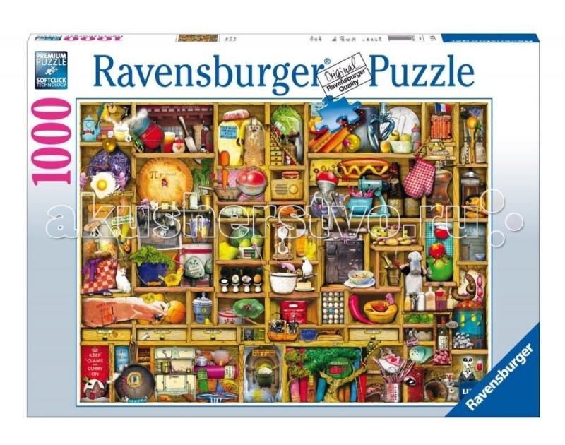Пазлы Ravensburger Пазл Кухонный шкаф  1000 элементов