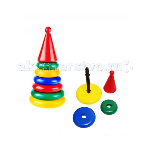 развивающие игрушки свсд пирамидка большая Развивающие игрушки СВСД Пирамидка-головоломка Ключик