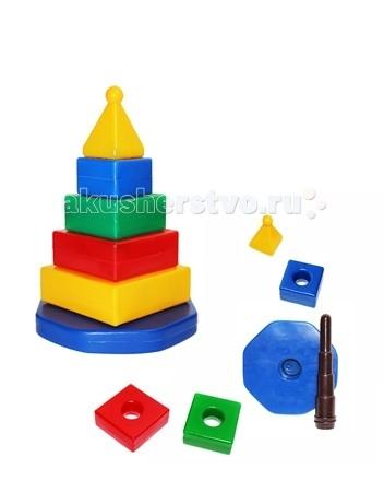Развивающие игрушки СВСД Пирамидка Квадро кабель 9м для каркам квадро окта