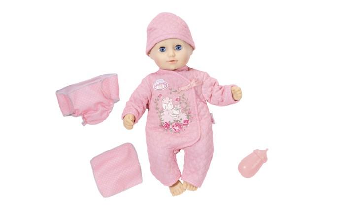 Zapf Creation Игрушка Baby Annabell Кукла Веселая малышка 36 см