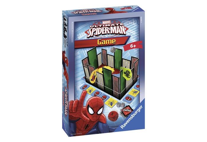 Купить Настольные игры, Ravensburger Настольная игра Человек-паук в городе