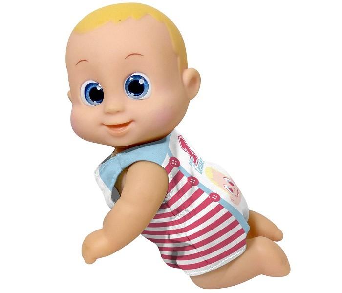 Bouncin Babies Кукла Баниэль ползущая 16 см