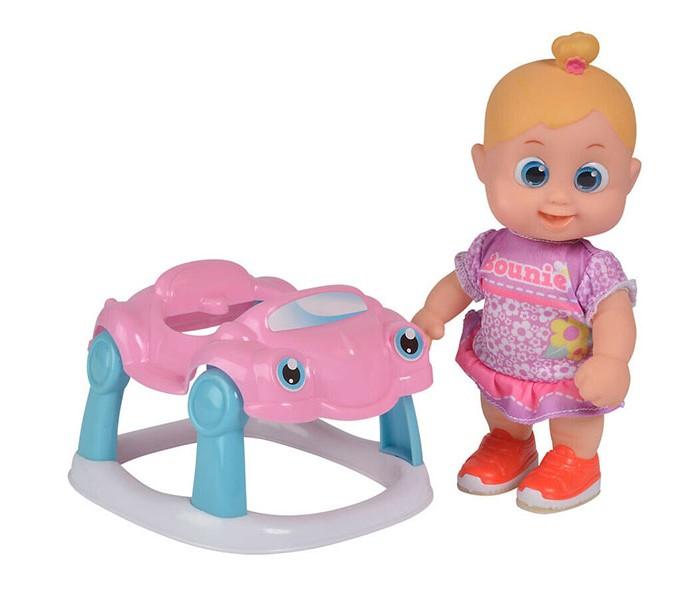 Bouncin Babies Кукла Бони с машиной 16 см