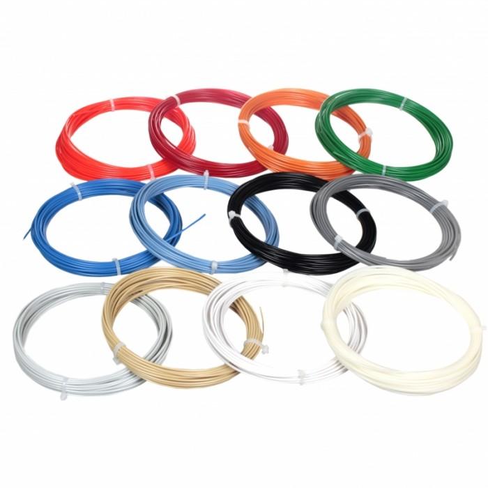 Funtastique Комплект АБС-пластика для 3D-ручек 12 цветов