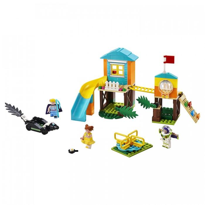 Конструктор Lego Toy Story 10768 Лего История игрушек 4 Приключения Базза и Бо Пип на детской площадке
