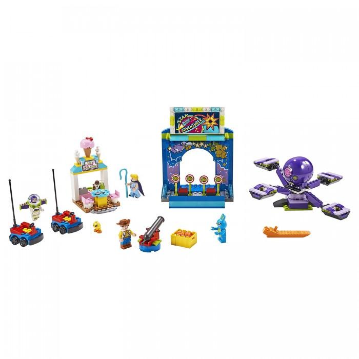 Конструктор Lego Toy Story 10770 Лего История игрушек 4 Парк аттракционов Базза и Вуди