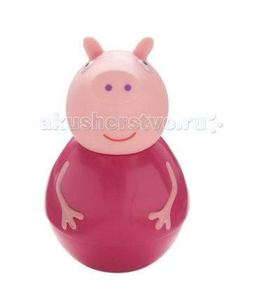 Купить Игровые фигурки, Свинка Пеппа (Peppa Pig) Фигурка-неваляшка Бабушка Свинка