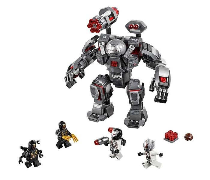 Купить Конструктор Lego Super Heroes 76124 Лего Супер Герои Воитель
