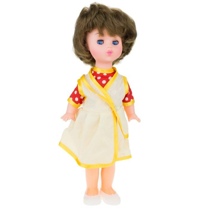 Фото - Куклы и одежда для кукол Мир кукол Кукла Люба 35 см куклы и одежда для кукол miraculous кукла леди баг костюм рисунок 26 см