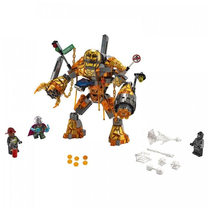 Купить Конструктор Lego Super Heroes 76128 Лего Супер Герои Бой с расплавленным человеком