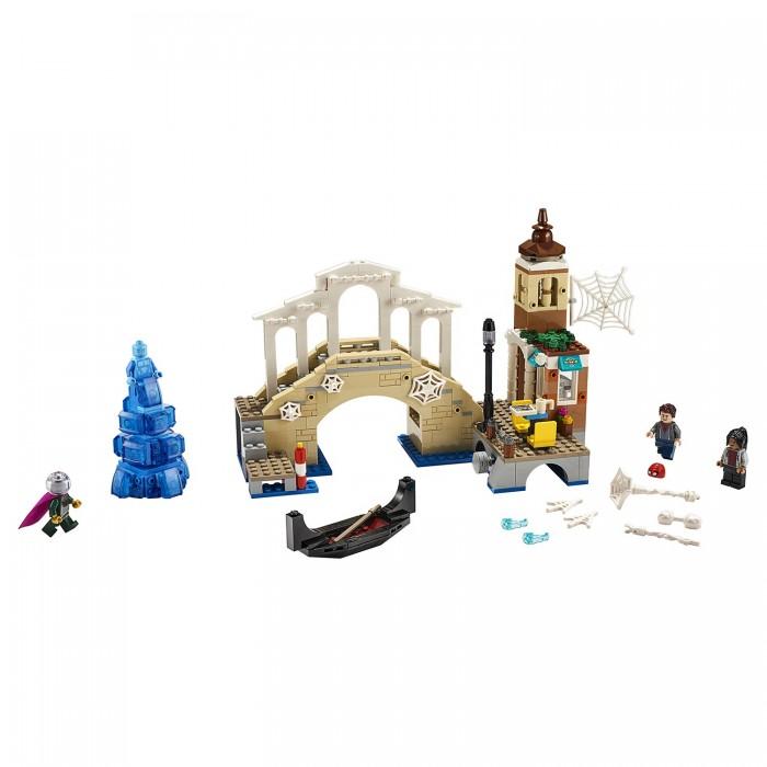 Купить Конструктор Lego Super Heroes 76129 Лего Супер Герои Нападение Гидромена