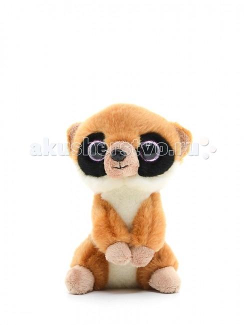 Купить Мягкие игрушки, Мягкая игрушка MaxiLife Сурикат 21 см