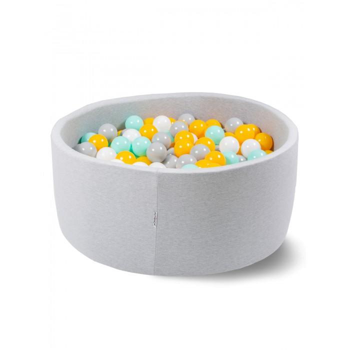 Hotenok Сухой Бассейн Цветомузыка 33 см с комплектом шаров 200 шт.