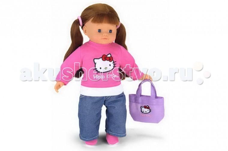 Куклы и одежда для кукол Smoby Кукла Роксана Hello Kitty 35 см
