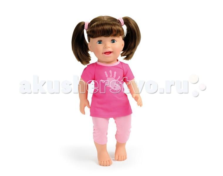 Smoby Кукла интерактивная хулиганка Lili