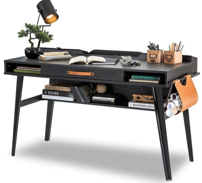 Купить Детские столы и стулья, Cilek Письменный стол Dark Metall