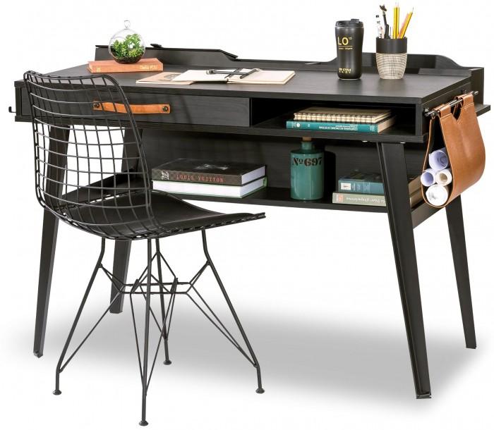 Купить Детские столы и стулья, Cilek Письменный стол Dark Metall Small