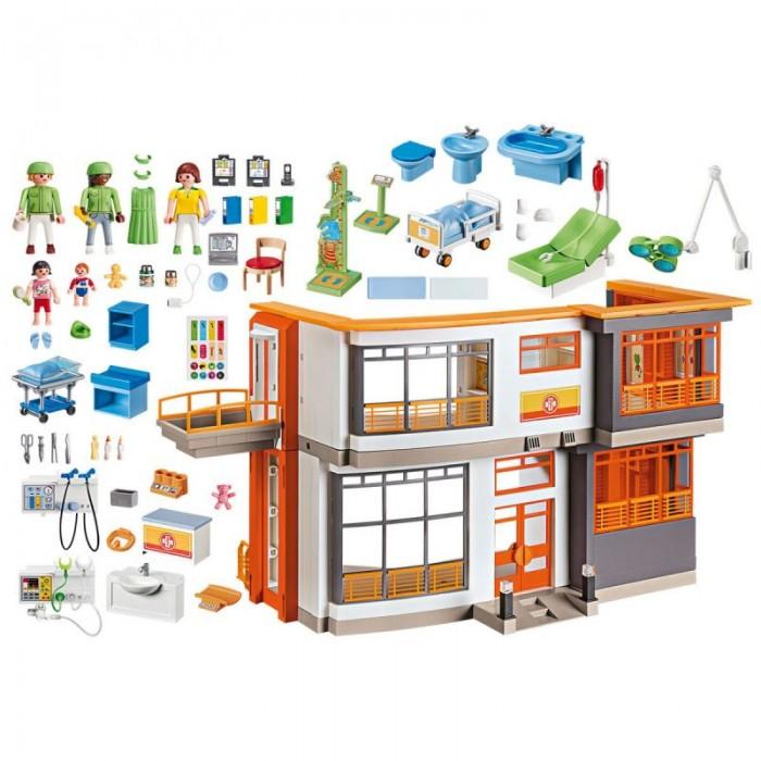Конструктор Playmobil Шопинг Торговый центр