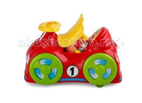Каталка Chicco 2 в 1 Ride On 3602 в 1 Ride On 360Машинка Каталка Chicco 73470  Забавная Машинка Каталка Chicco подарит много радостных эмоций даже самым маленьким деткам. Яркий приветливый дизайн машинки будет мотивировать малыша играть с ней снова и снова.  Особенности:  Машинка каталка выполнена в красном цвете, с яркими цветовыми акцентами – на колесиках и руле. Колеса машинки вращаются на 360°. Машинку может толкать либо кто-нибудь из взрослых, либо сам ребенок. Под сиденьем имеется ящик для хранения игрушек или вещей.   Размер упаковки: 52 х 28 х 27,3 см<br>