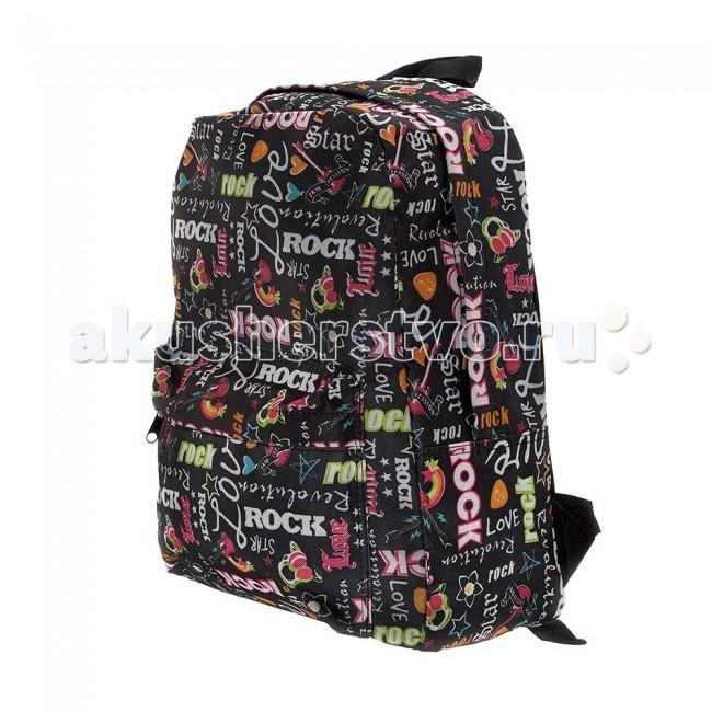 Школьные рюкзаки 3D Bags Рюкзак Рок-Стар школьные рюкзаки 3d bags рюкзак мозаика синяя