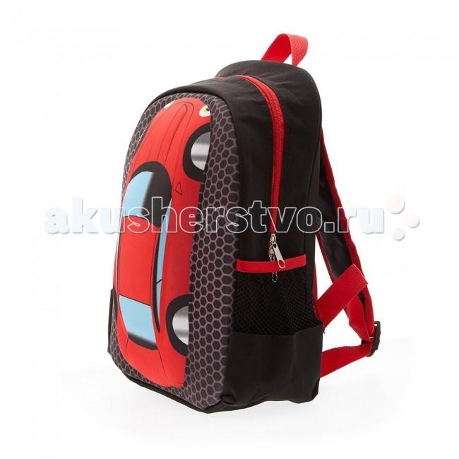 Сумки для детей 3D Bags Рюкзак Машина
