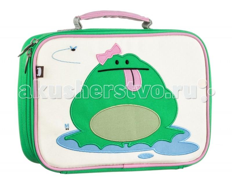 Термосумки Beatrix Ланч-Бокс Katarina-Frog сумки для детей beatrix чехол для планшета juju lady bug