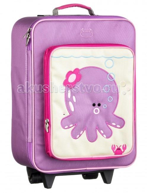 Летние товары , Детские чемоданы Beatrix Чемодан Penelope-Octopus арт: 70043 -  Детские чемоданы