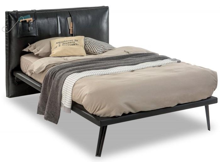 Подростковая кровать Cilek Dark Metal