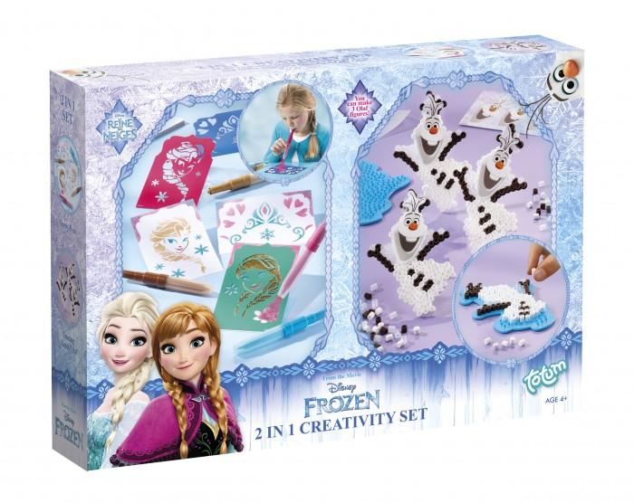 Totum Набор для творчества Frozen set 2 в 1