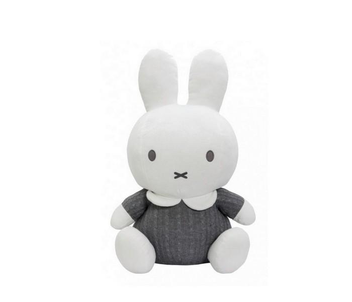 Купить Мягкие игрушки, Мягкая игрушка Shokid Зайчик Miffy Gris
