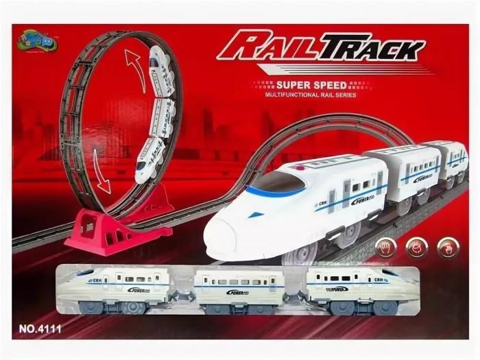 HK Железная дорога RailTrack 1 петля