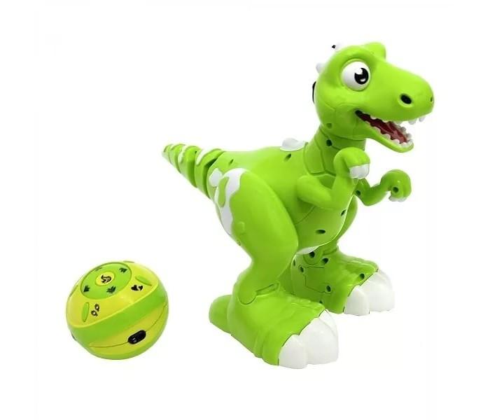 HK Робот Динозавр с паром