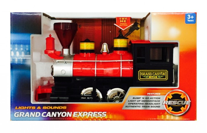 Eztec Локомотив Grand Canyon Express