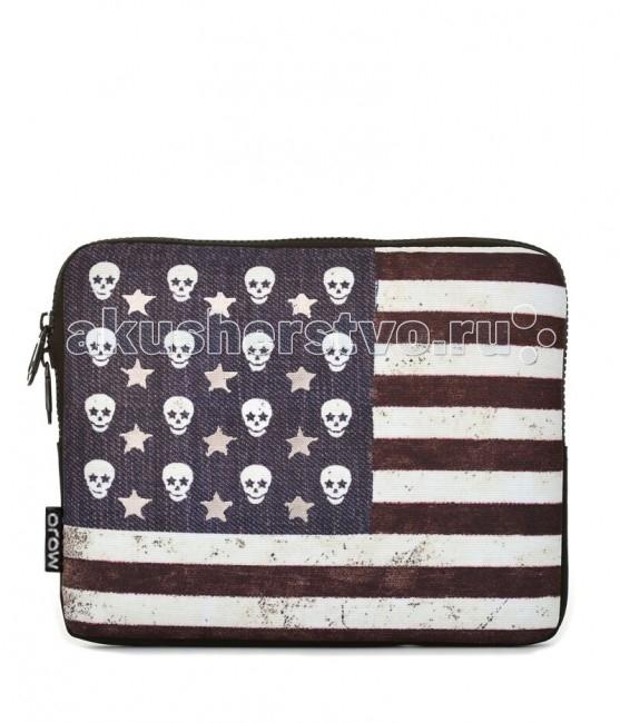 Mojo Pax Чехол для iPad Skull Flag