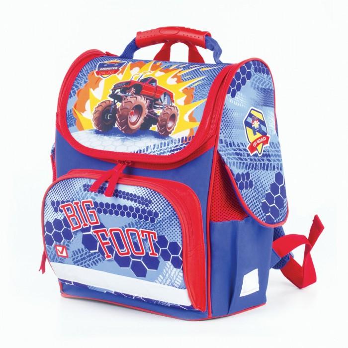 Купить Школьные рюкзаки, Brauberg Style Ранец c эргономичной спинкой Бигфут