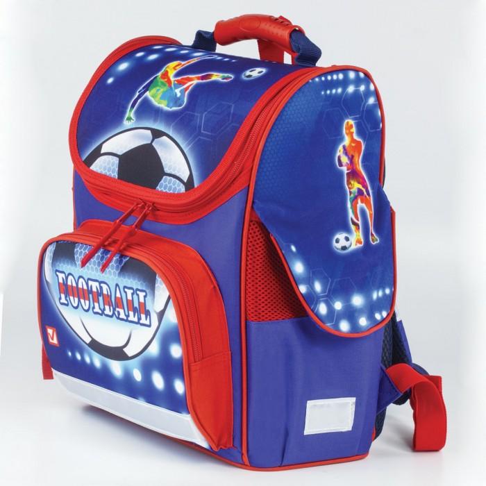 Школьные рюкзаки Brauberg Style Ранец c эргономичной спинкой Голкипер