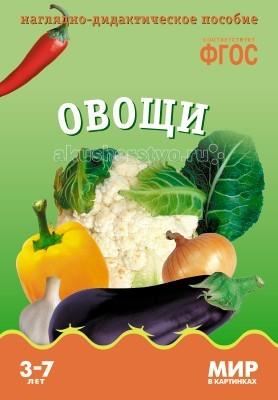 Раннее развитие Мозаика-Синтез Мир в картинках Овощи куплю овощи с предоплатой в украине