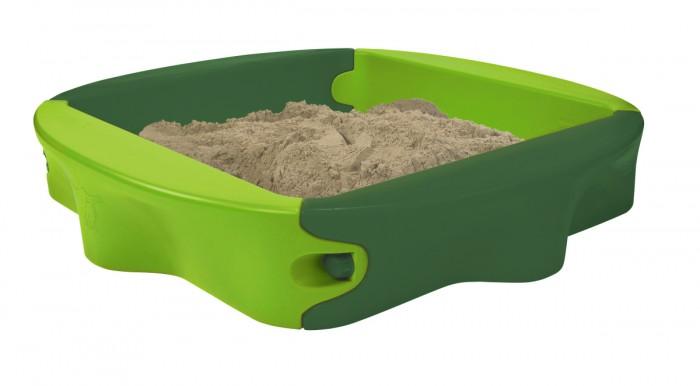 BIG Песочница с крышкой Sandy