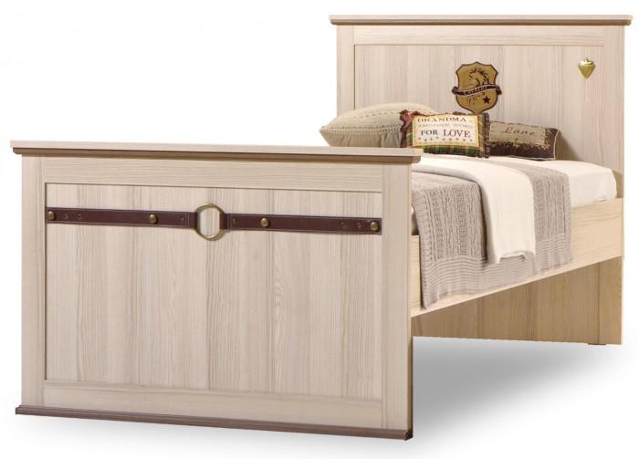 Купить Кровати для подростков, Подростковая кровать Cilek Royal 200х120 см