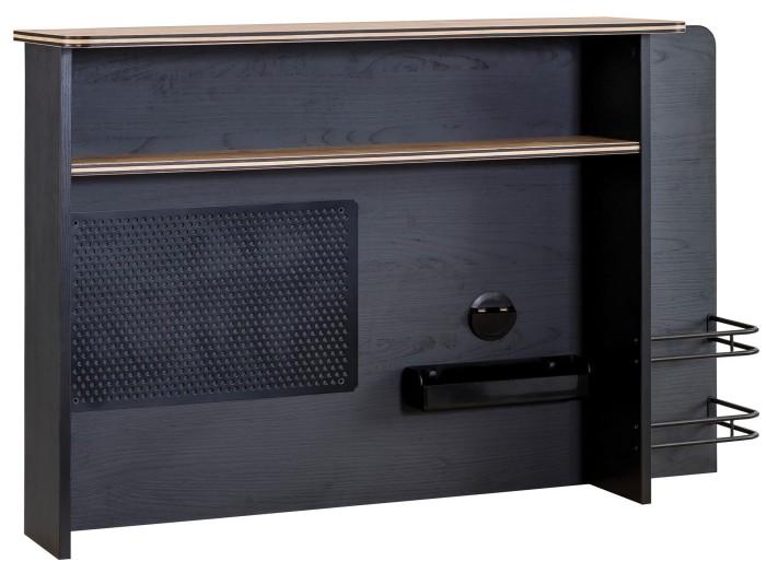 Аксессуары для мебели Cilek Надстройка к письменному столу Black Dar