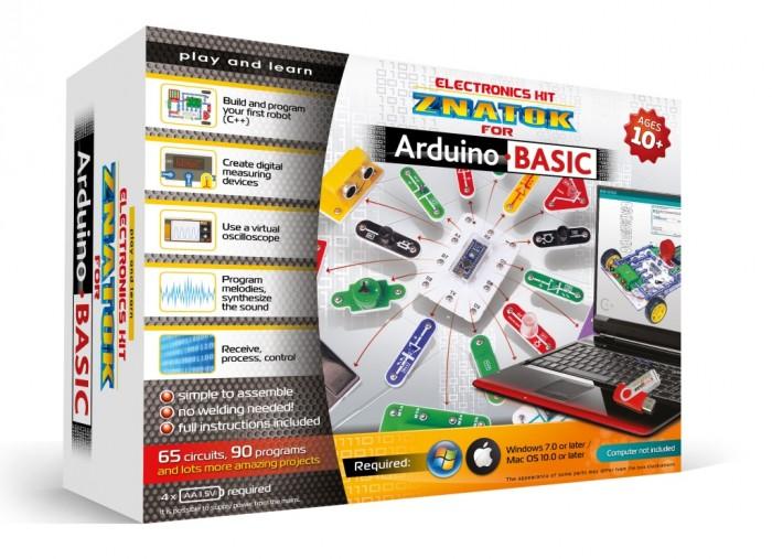 Картинка для Знаток электронный Arduino Basic версия Home