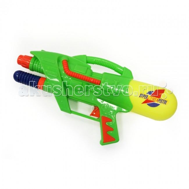 Игрушечное оружие Maxitoys Водный пистолет 35 см водный спорт